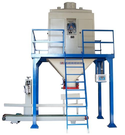 High Corrosive Granular Fertilizer Bagging Machine Urea Packing Machine